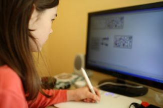 Online Schule: Virtuelles Klassenzimmer